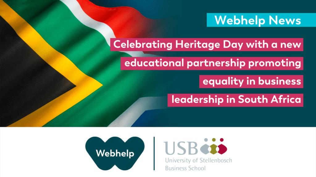 Webhelp SA leadership diversity programme