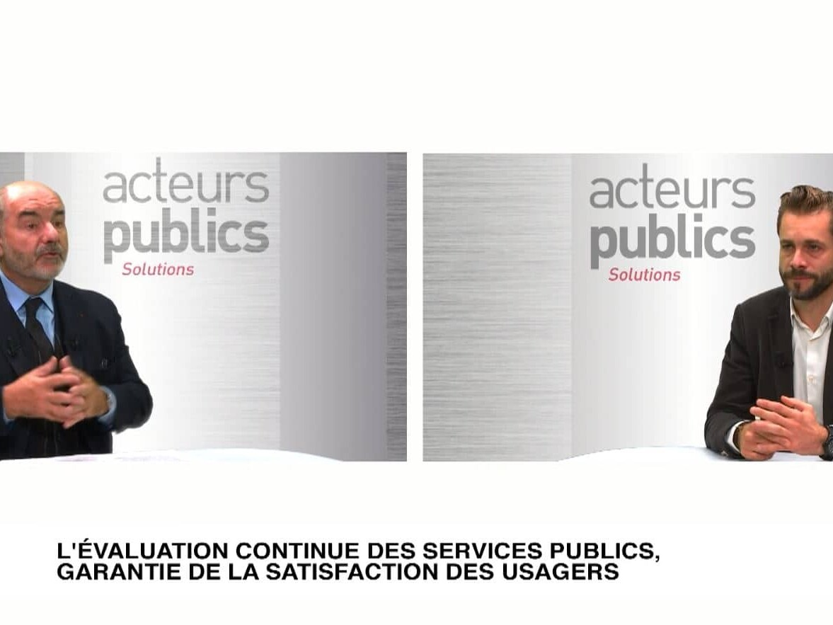 APS - Evaluation des SP - interview Webhelp secteur public