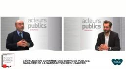 APS - Evaluation des SP - interview Webhelp secteur public
