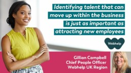 Gillian Campbell Talent blog