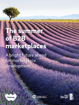 The Summer of B2B Marketplaces