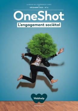 OneShot Engagement Sociétal Webhelp