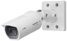 Panasoric security camera wall
