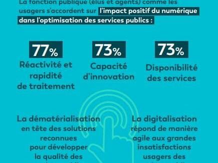 Infographie Baromètre 2020 externalisation webhelp secteur public