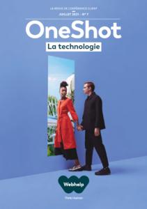 Webhelp Oneshot 7 Technologie