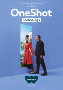 Webhelp Oneshot Technology Customer Experience Relation