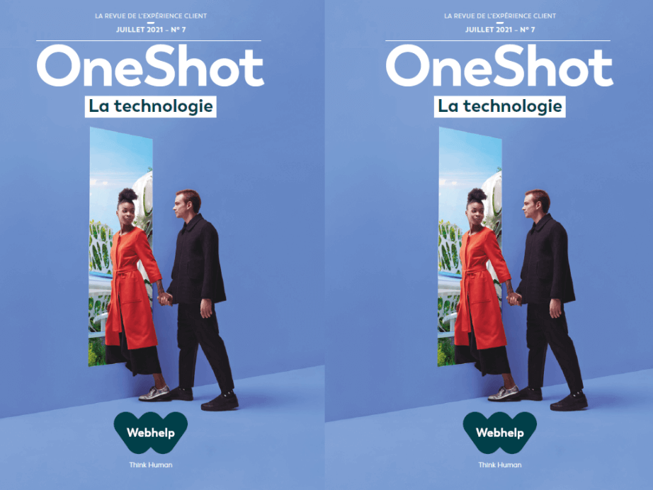 Webhelp Oneshot 7 Technologie Relation Client